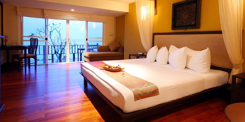 Sea View Superior Room Andaman White Beach Resort Phuket